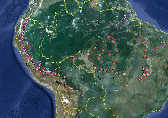 represas amazonia
