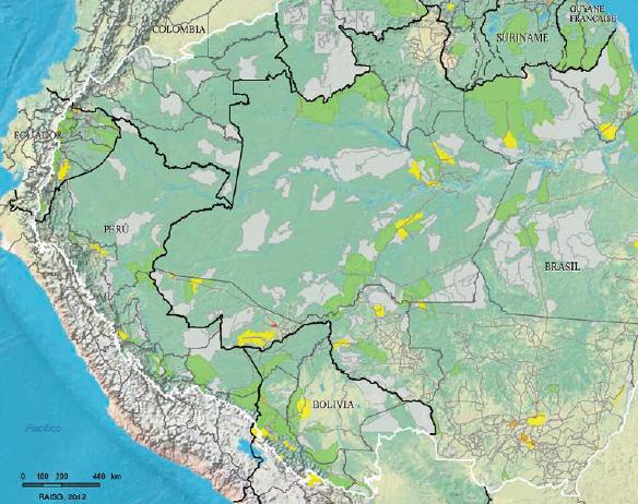 amazonia bajo presión